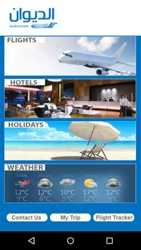Al Deewan Travels poster