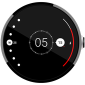 Radii Watch Face for Android Wear OS icon