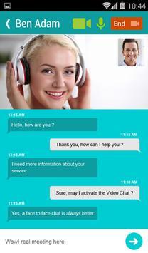 TiviClick Video Chat apk screenshot