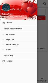 TrendX.in apk screenshot