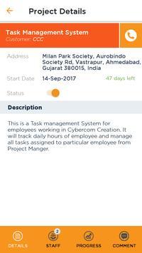Project Management (Unreleased) apk screenshot