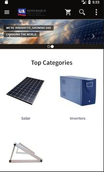 US Renewable Solutions poster