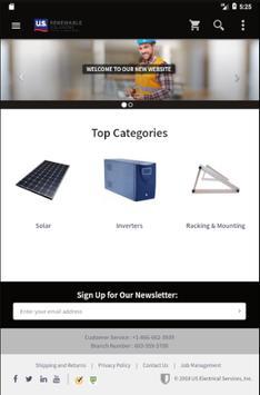 US Renewable Solutions screenshot 2