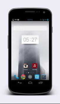 Minimal UCCW apk screenshot