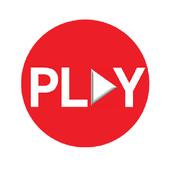Vodafone Play TV Movies Sports icon