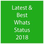 Latest Hindi English Status 2019 icon