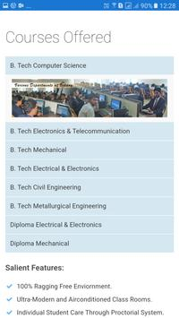 Vedang Institute of Technology screenshot 2