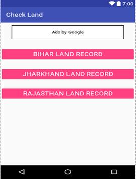 Land Records poster