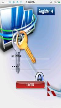 Password Manager apk screenshot