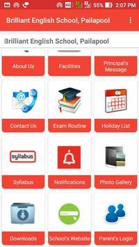 Brilliant English School, Pailapool screenshot 1