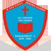 M Deb Singh Memorial Academy, Binnakandi icon