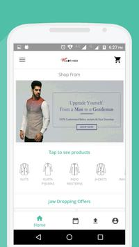 Online Wedding Tailoring and Rent screenshot 1
