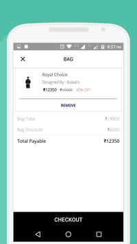 Online Wedding Tailoring and Rent screenshot 3