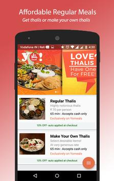 Yomeals-Homely Affordable Meal screenshot 1