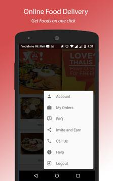 Yomeals-Homely Affordable Meal apk screenshot