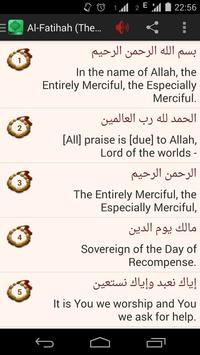 Quran For All apk screenshot