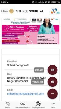 Rotary District 3190 V 3.0 screenshot 2