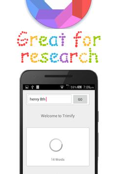 Trimify screenshot 3