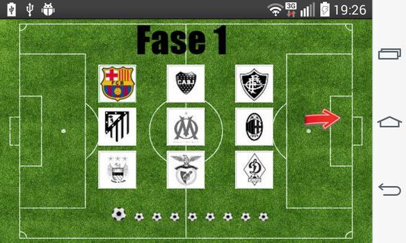 Logo Quiz Futbol poster