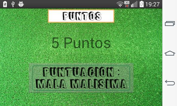 Logo Quiz Futbol apk screenshot