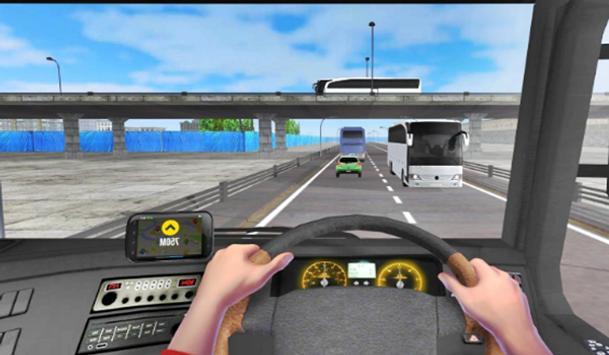 Intercity Bus Simulator 2017 apk screenshot