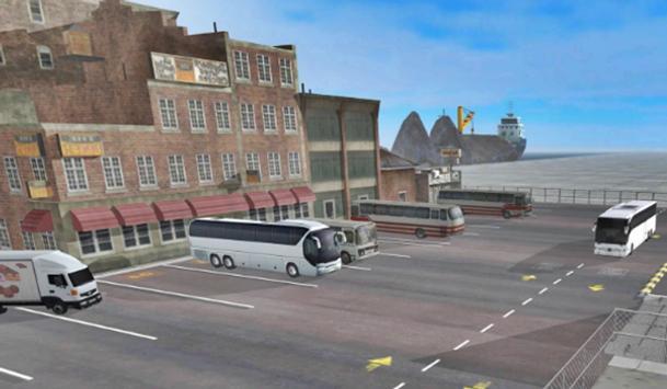 Intercity Bus Simulator 2017 poster