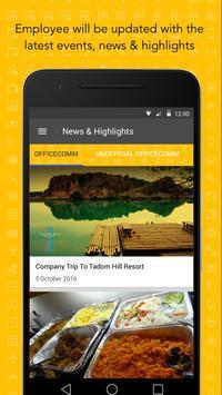 OfficeComm apk screenshot