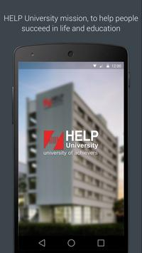 CampusComm@Help University poster