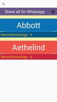 International Baby Names screenshot 6