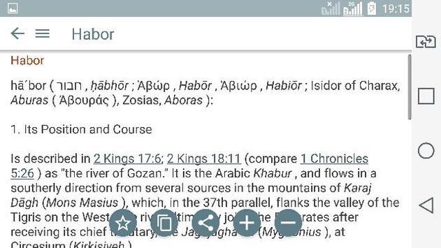 Bible Encyclopedia & Holy Bible screenshot 10