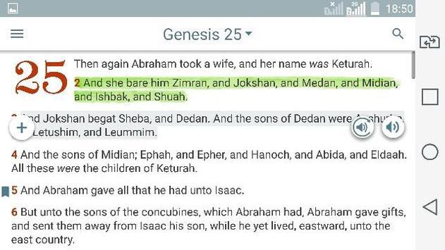 Bible Encyclopedia & Holy Bible screenshot 11