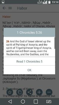 Bible Encyclopedia & Holy Bible screenshot 3