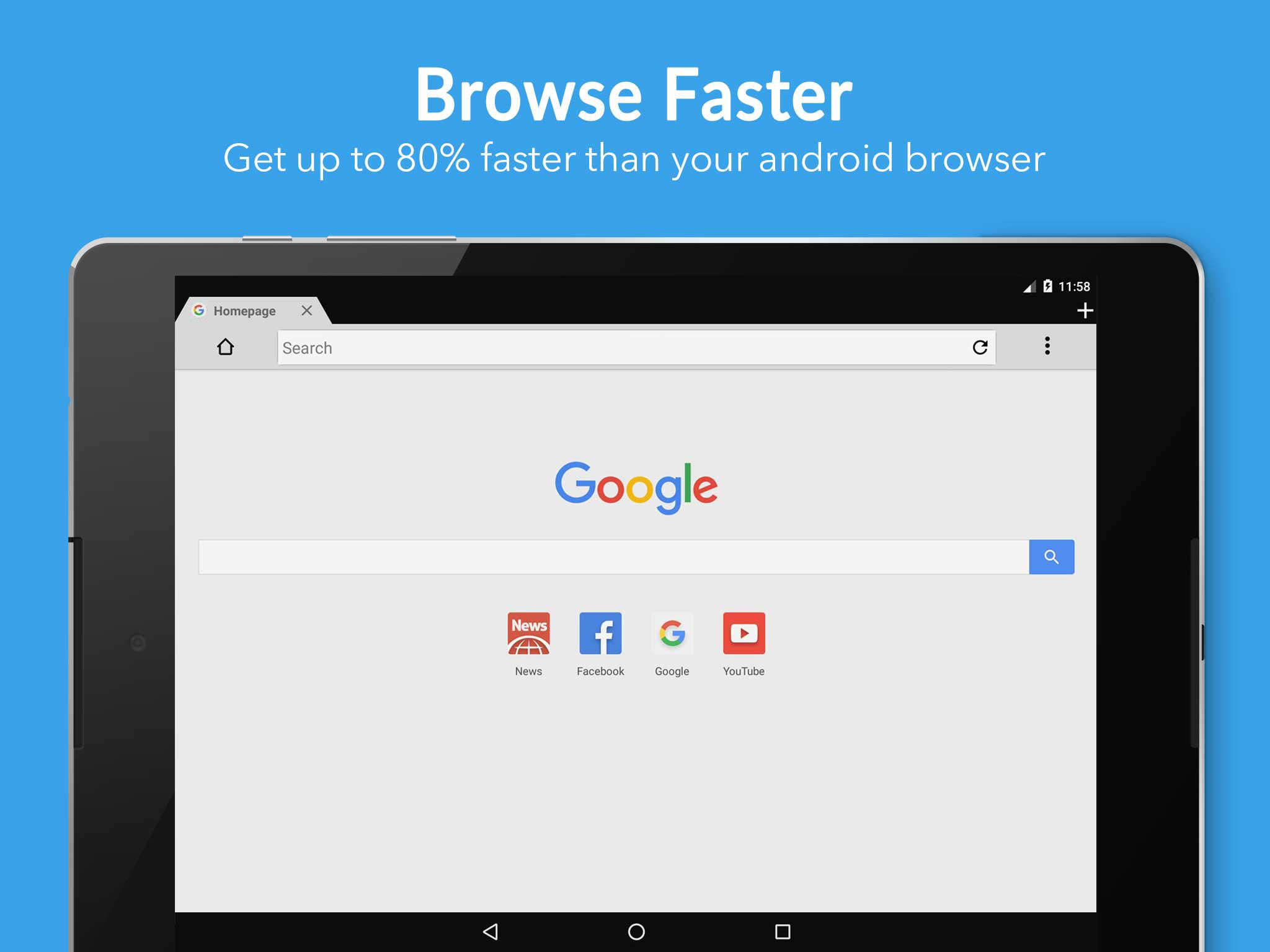 5G Browser for Android - APK Download