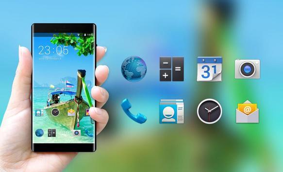 Theme for Intex Aqua Power HD screenshot 3