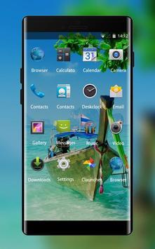 Theme for Intex Aqua Power HD screenshot 1