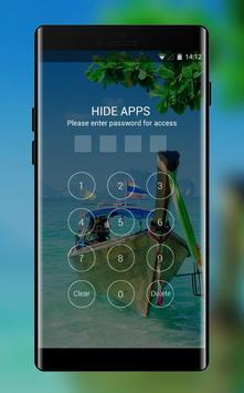 Theme for Intex Aqua Power HD screenshot 2