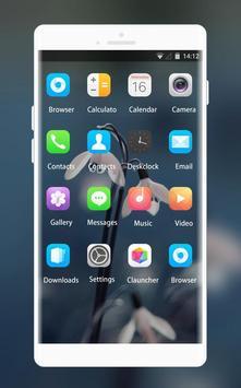 Theme for Intex Cloud Champ Flower Wallpaper apk screenshot