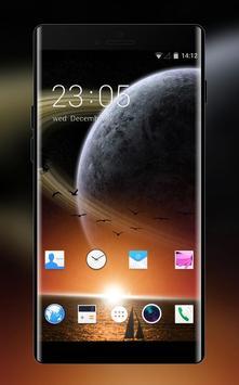 Theme for Intex Cloud 3G Gem Space Wallpaper poster