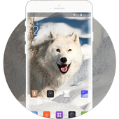 Theme for Intex Aqua V 3G Animal Wallpaper icon