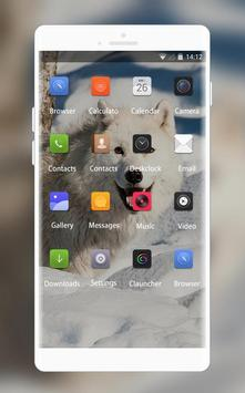 Theme for Intex Aqua V 3G Animal Wallpaper apk screenshot