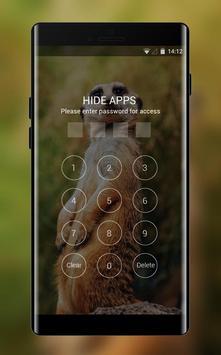Theme for Intex Aqua V4 Animal Wallpaper apk screenshot