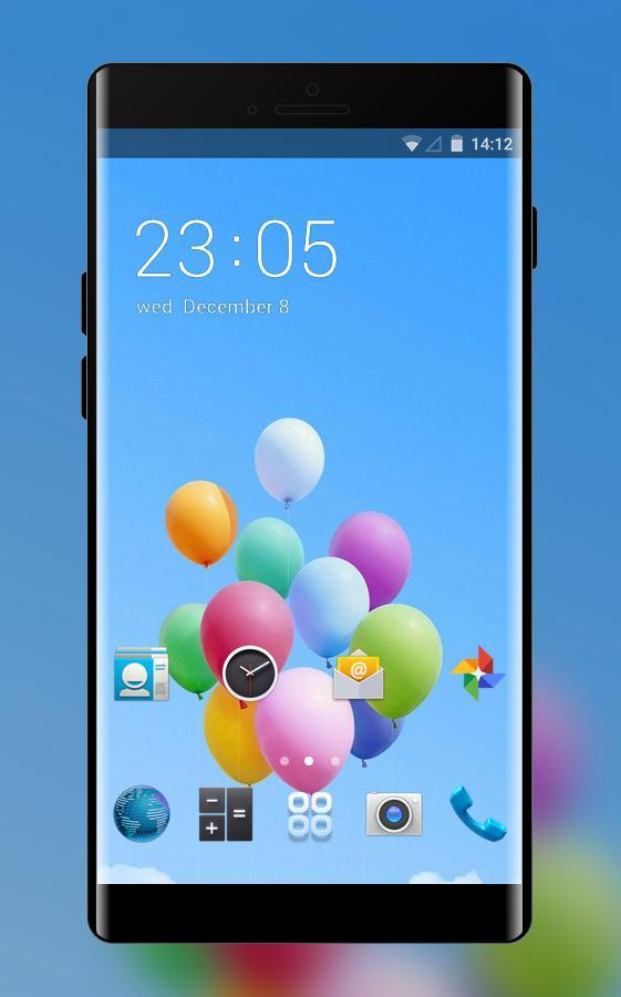 Theme for Intex Aqua Y2 Pro HD poster