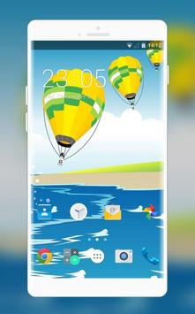 Theme for Intex Aqua M5 poster