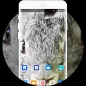 Theme for Intex Aqua Q3 Pet Wallpaper icon