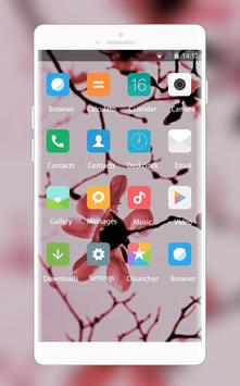 Theme for Intex Aqua Star II Magnolia Wallpaper screenshot 1