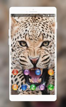 Theme for Intex Aqua Style X Animal Wallpaper poster
