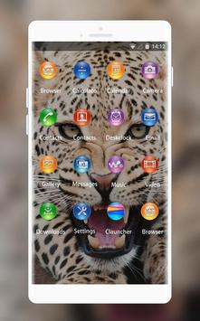 Theme for Intex Aqua Style X Animal Wallpaper screenshot 1