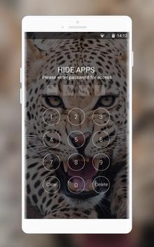 Theme for Intex Aqua Style X Animal Wallpaper screenshot 2
