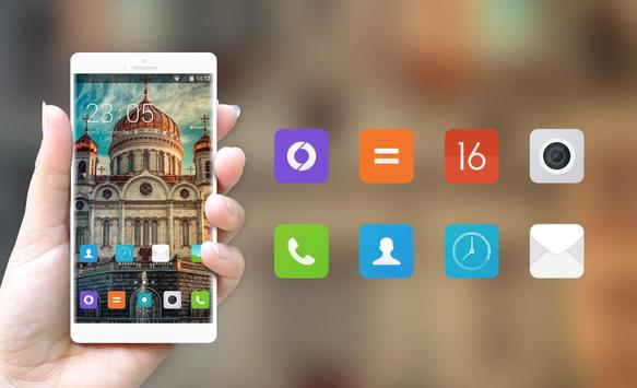 Theme for Intex Aqua 3G Mini Cityscape Wallpaper apk screenshot
