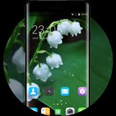 Theme for Intex Aqua 4G Strong Nature Wallpaper icon